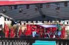 Ankara mehteran bolu beyi eseri ile coşturdu